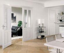 Cửa gỗ Full White